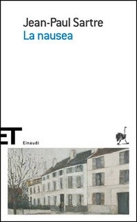 Jean-Paul Sartre, La Nausea. Un filosofico flusso esistenziale