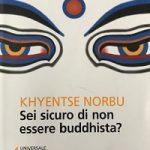 Khyentse Norbu – Sei sicuro di non essere buddhista? Viaggio attraverso le quattro verità secolari del buddhismo